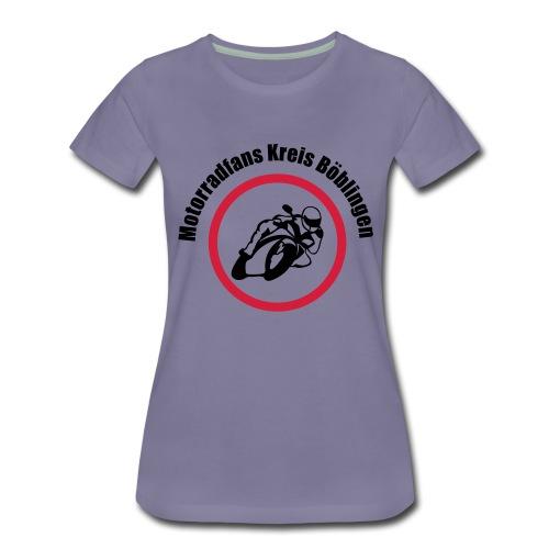 Motorradfans - Frauen Premium T-Shirt