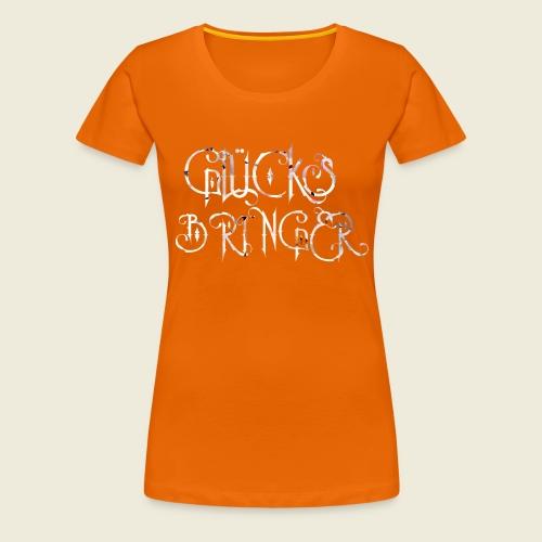 Glücksbringer für viel Glück im Leben - Frauen Premium T-Shirt