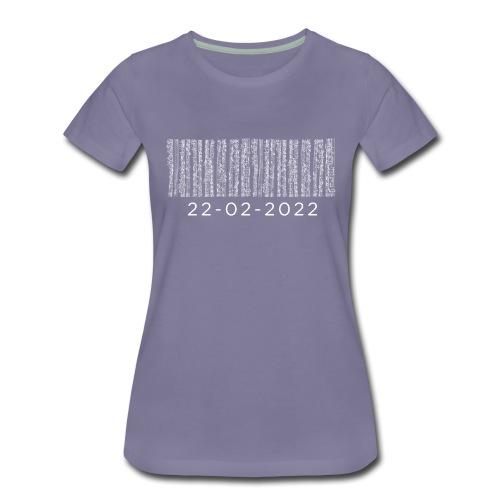 BACH CODE - Camiseta premium mujer
