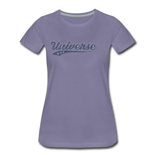 Universe Vintage - T-shirt Premium Femme