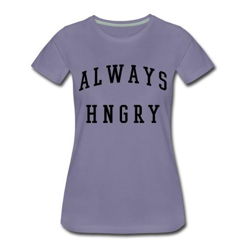 ae - Frauen Premium T-Shirt