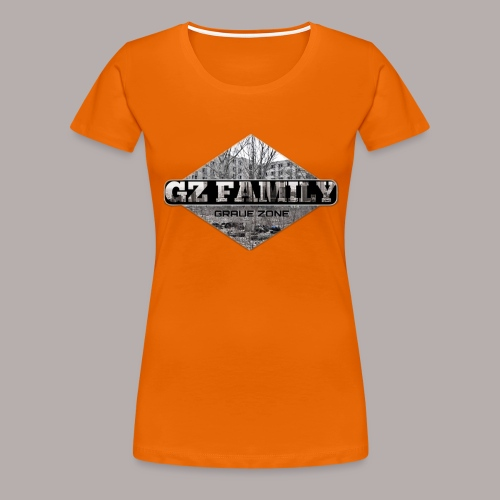 GZ FAMILY - Frauen Premium T-Shirt