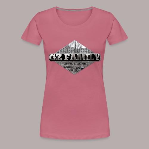 GZ FAMILY - Frauen Premium T-Shirt