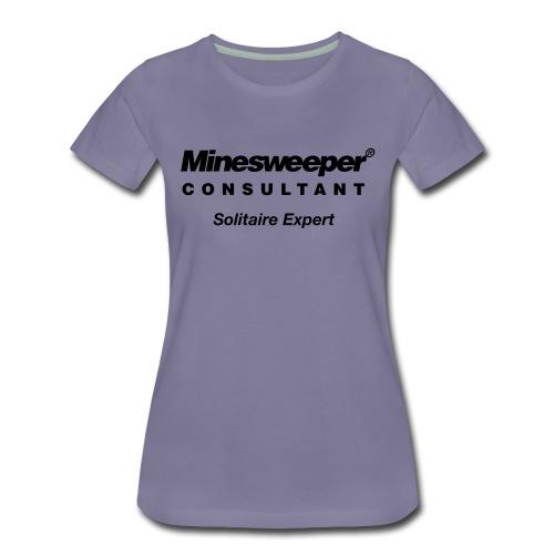 minesweeper - Frauen Premium T-Shirt