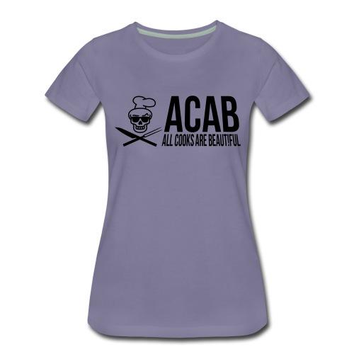 acablang - Frauen Premium T-Shirt