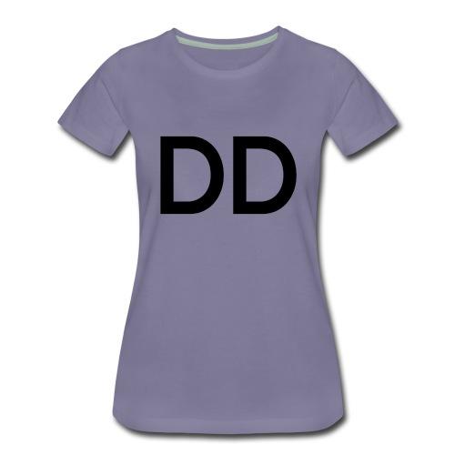 ddblack - Camiseta premium mujer