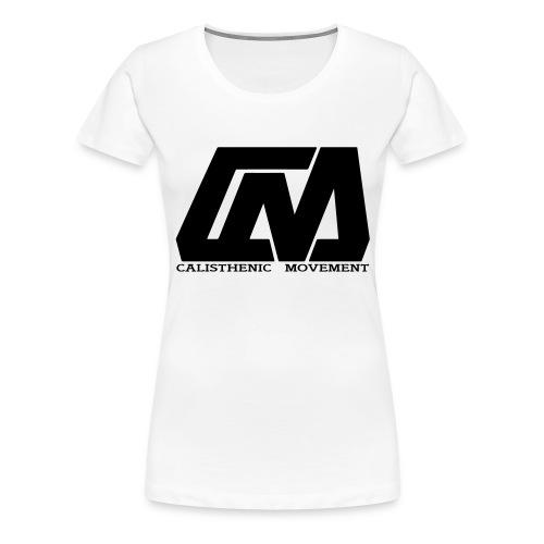Calisthenic Movement - Frauen Premium T-Shirt