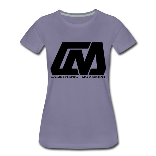 Calisthenic Movement - Frauen Premium T-Shirt