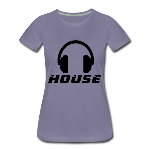 House - Frauen Premium T-Shirt