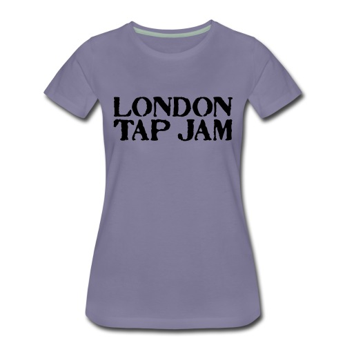 Two row logo - Women's Premium T-Shirt