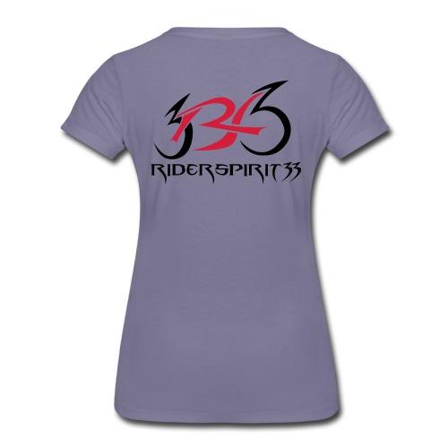 logocoeurblanc - T-shirt Premium Femme