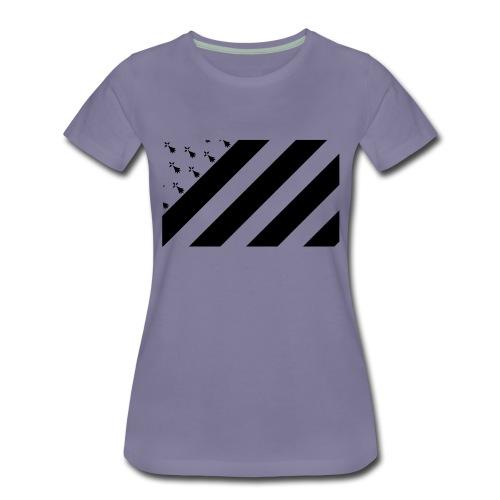 BIG GWENN - T-shirt Premium Femme