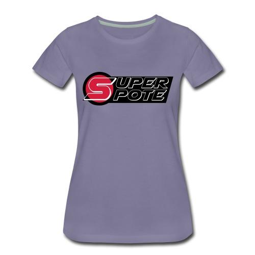 super_pote_ok - T-shirt Premium Femme