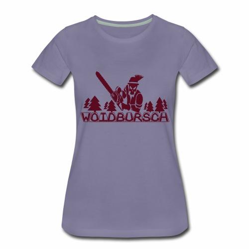 Woidbursch - Frauen Premium T-Shirt