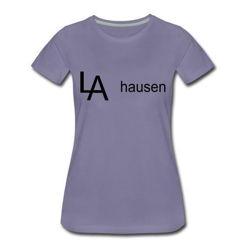 la hausen - Frauen Premium T-Shirt