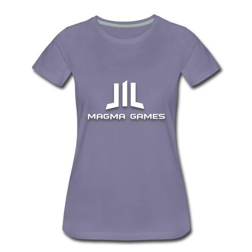 Magma Games t-shirt - Vrouwen Premium T-shirt