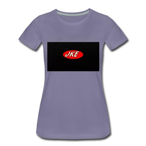 JKE Basic - Frauen Premium T-Shirt
