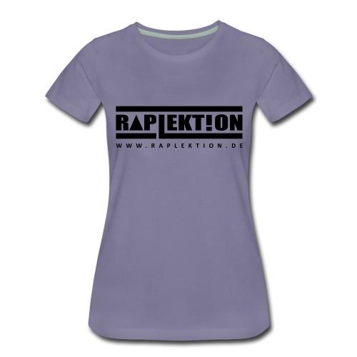 raplektion - Frauen Premium T-Shirt