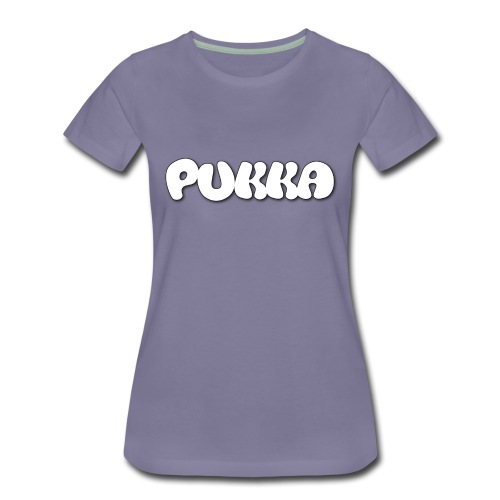 Pukka Official T-Shirt - Women's Premium T-Shirt
