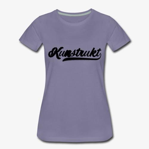 kunstrukt Collage Style - Frauen Premium T-Shirt