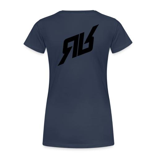 rrlogo - Frauen Premium T-Shirt