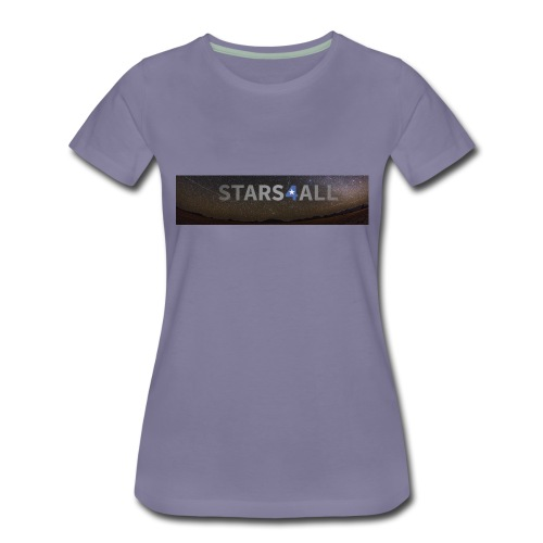 Stars4All Panoramica high - Women's Premium T-Shirt
