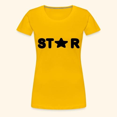 Star of Stars - Women's Premium T-Shirt