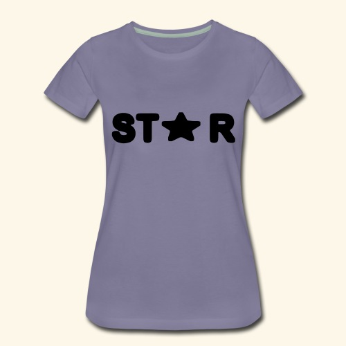 Star of Stars - Women's Premium T-Shirt