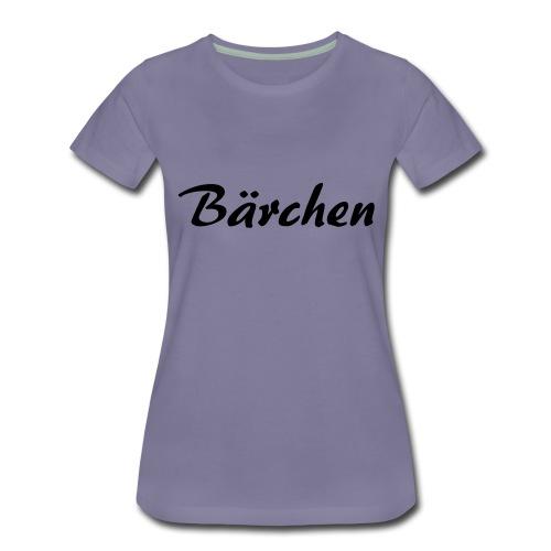 Bärchen - Frauen Premium T-Shirt