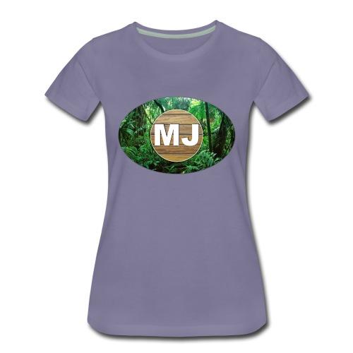 MrJuls Logo - Frauen Premium T-Shirt