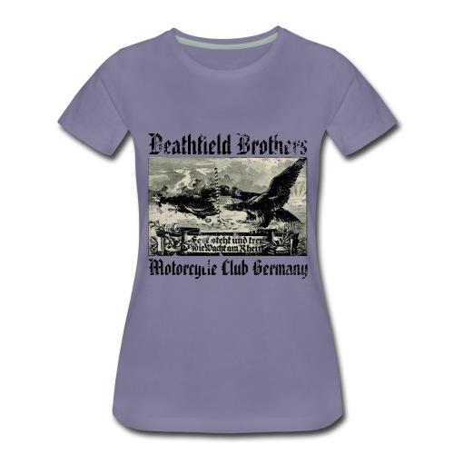 42/19-Q3_Wache|-B- - Frauen Premium T-Shirt