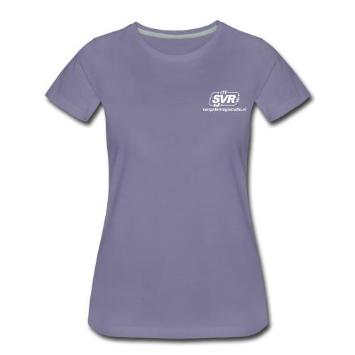 SVR webshop - Vrouwen Premium T-shirt