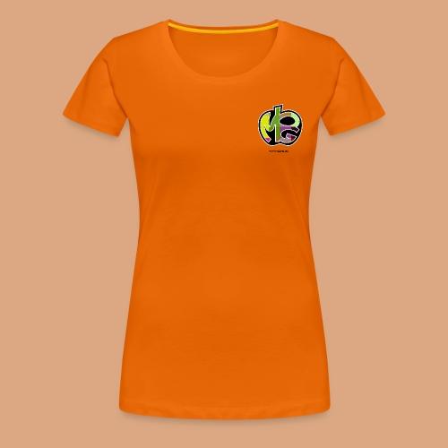 PGMela - Maglietta Premium da donna