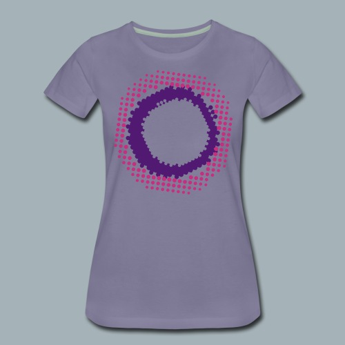 2018_WOW_01 - Vrouwen Premium T-shirt