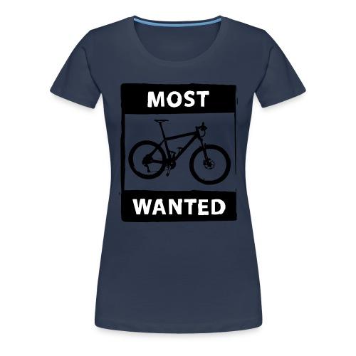 MTB - most wanted 2C - Frauen Premium T-Shirt