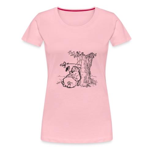 Lazy Lazy - Frauen Premium T-Shirt