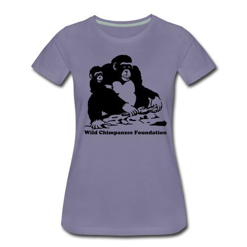 WCF Logo - Women's Premium T-Shirt