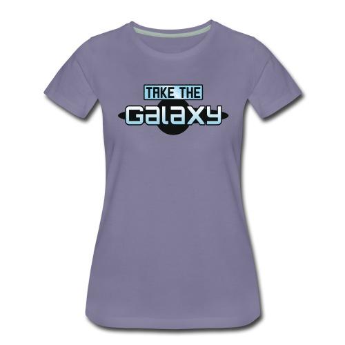 TTG logo - Vrouwen Premium T-shirt