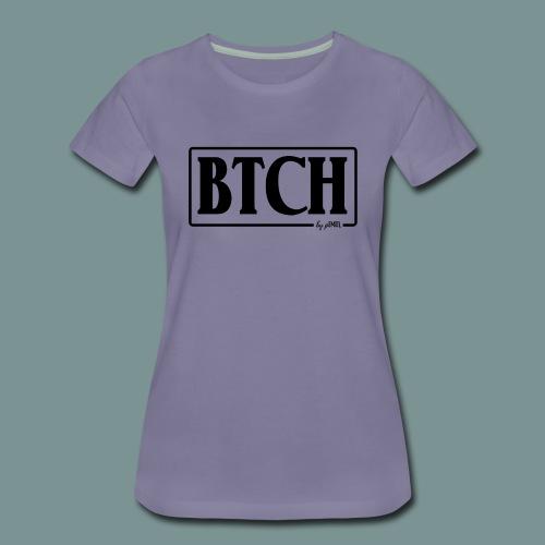 BTCH - Vrouwen Premium T-shirt