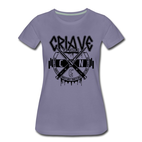 Snap Knife - T-shirt Premium Femme
