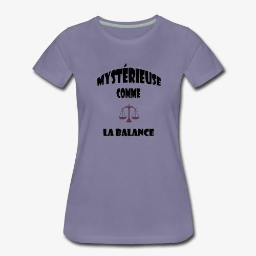 balance - T-shirt Premium Femme