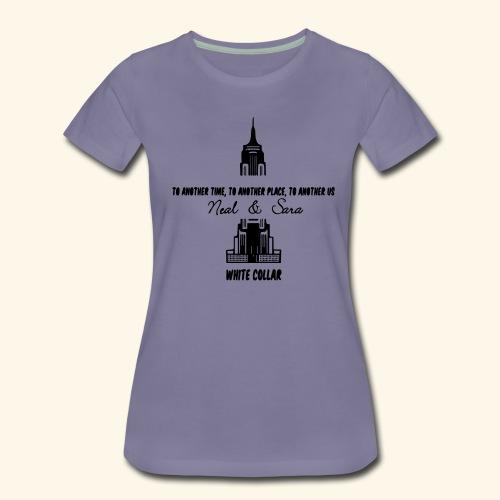 Neal Sara - Women's Premium T-Shirt