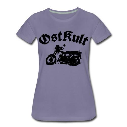 OstKult - Frauen Premium T-Shirt