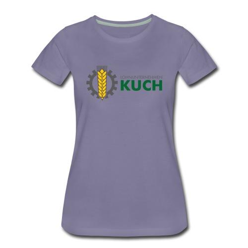 Lohnunternehmen Kuch - Frauen Premium T-Shirt