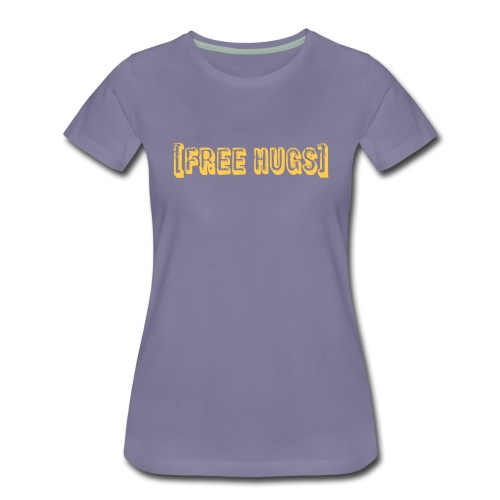 Free Hugs! - Frauen Premium T-Shirt