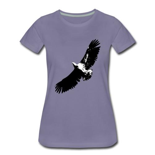 Fly like an eagle - Frauen Premium T-Shirt