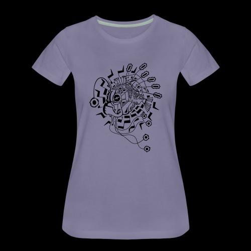 Abyssal Zone - Women's Premium T-Shirt