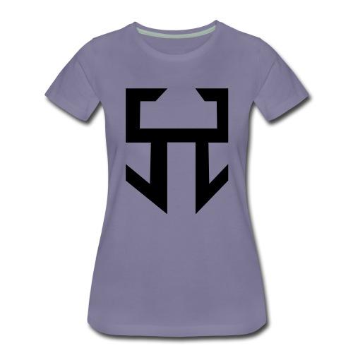 stranger logo - T-shirt Premium Femme