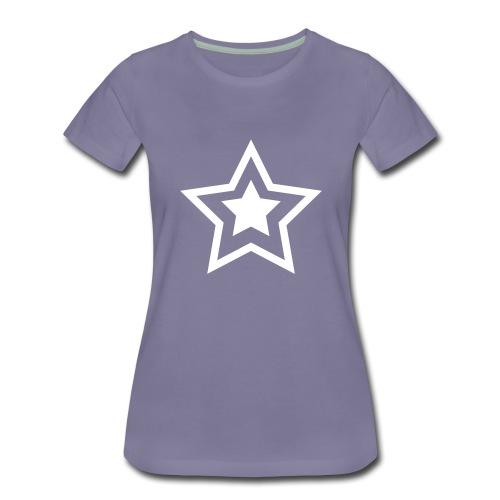 Stern - Frauen Premium T-Shirt