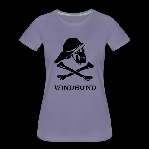 ~ Windhund ~ - Frauen Premium T-Shirt